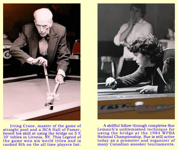 Pool Pointers: pool\billiard instruction featuring photos of
